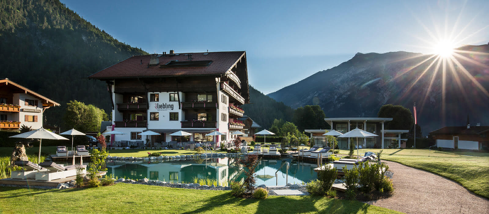 Wellnesshotel in Pertisau, Wellnesshotel Pertisau